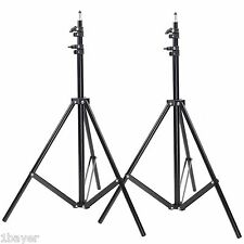 Neewer Studio Kits Camera Aluminum Photo Video Audio Tripod Light Stand (2pc)