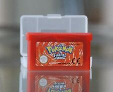 Brand New Pokemon Fire Red Gameboy Game