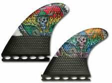 3DFins - Carbon Christian Fletcher Quad (Future) - Medium - Surfboard Fins