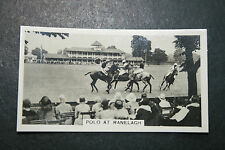 Polo   Challenge Cup Action  Ranelagh   Photocard Early 1930's Card  VGC