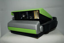 Polaroid Spectra 1200si,glass lens tested, custom  green, Impossible,,lomography