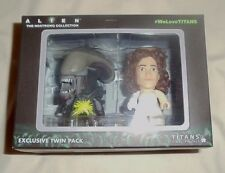 Alien : The Nostromo Collection - Exclusive Twin Pack - Ripley and Alien - NEW