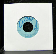 "Rosemary June - I'll Always Be In Love With You VG+ 7"" Vinyl 1958 Paris 45-516"