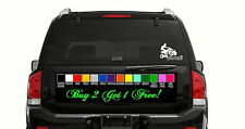 Got Sand? Quad vinyl sticker decal atv off road dunes yfz ktz kfx trx trailer