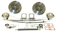 WIDE DISC BRAKE KIT, 5 On 205mm, With E-Brake, Long Spline, Dunebuggy & VW
