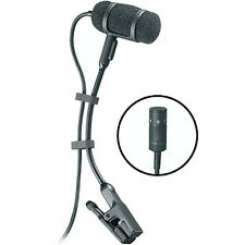Audio-Technica PRO 35cW Cardioid Condenser Clip-on Instrument Microphone NEW!