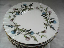Royal Albert BRIGADOON tea plate up to 15 available
