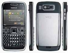 Nokia E72 (Unlocked) Business smartphone 3G WIFI 5MP GPS - Black