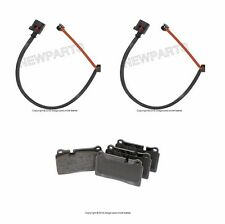 Volkswagen Touareg 2006-2014 Front Brake Pad Set for 330mm Disc 2 Sensor Pagid