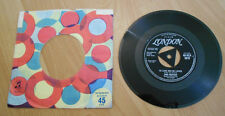 "Jane Morgan - To Love And Be Loved - 7"" Inch 45 Vinyl Single - London 1958"