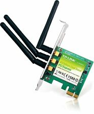 TP-LINK TL-WDN4800 Dual Band Wireless N900 PCI Express Adapter Free Shipping!