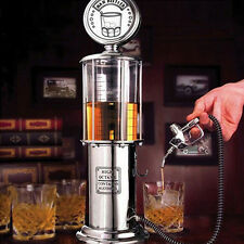 New Pretty Tage gas Pump Bar Drinking Alcohol Liquor Dispenser JG