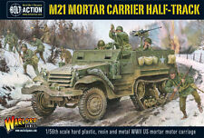 Warlord Games Bolt Action BNIB M21 mortar carrier half-track WGB-AI-507