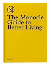 THE MONOCLE GUIDE TO BETTER LIVING - NEW HARDCOVER BOOK