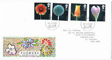 P72, 1987-Flowers FDC