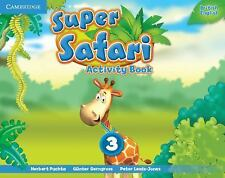 Super Safari Level 3 Activity Book (Super Minds), Lewis-Jones, Peter, Gerngross,