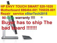 HP ENVY TOUCHSMART 520-1020 Motherboard 696484-001 705028-001 repaire service