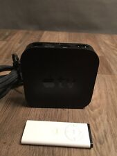 Apple TV Model A1378 2nd Gen Excellent Working Condition With Remote/Power Cord