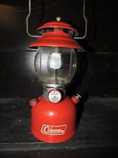 VINTAGE Coleman Lantern A200 Date 5 1970 FREE SHIPPING complete antique