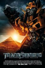POSTER TRANSFORMERS 2 MEGAN FOX THE FALLEN BIG SEXY 10