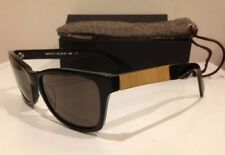 New! Shwood Canby 50/50 Sunglasses. Black, Maple. Gray Zeiss Lenses. Made In USA