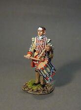 John Jenkins Soldiers QBLG-02C Plains Of Abraham Louisbourg Grenadier Drummer C