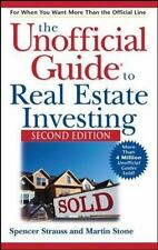 The Unofficial Guide to Real Estate Investing Unofficial Guides