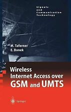 Signals and Communication Technology Ser.: Wireless Internet Access over GSM...
