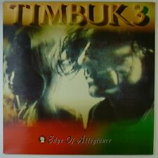 """12"""" LP - Timbuk 3 - Edge Of Allegiance - k5740 - washed & cleaned"""