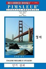 Pimsleur Language Programs: English for Korean Speakers - Speak English to Learn