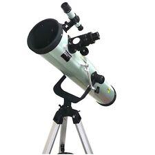 Genuine Reflector Astronomical Telescope DynaSun 76x700 + Tripod & Accessories