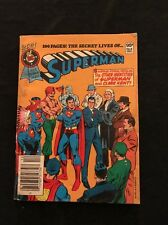 Best of DC Blue Ribbon Digest #8 - Superman Green Arrow Atom Flash Aquaman