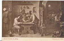 Art Postcard - David Teniers - d. Jung - Ankreiden Der Zeche      MB1764