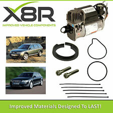 AUDI ALLROAD C5 C6 WABCO AIR SUSPENSION COMPRESSOR PISTON RING REPAIR KIT