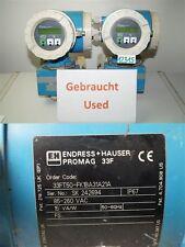 Endress Hauser promag 33F  33FT50-FK1BA31A21A FLOWMETER Durchflussmessgerät
