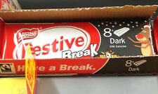 Nestle KitKat Dark Chocolate 'Have a break' 8 x 2 Finger Imported Chocolate