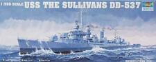 NEW Trumpeter 1/350 U.S.S. The Sullivans DD-537 Destroyer 05304