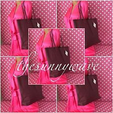 BRAND NEW LOT/SET OF 5 COSMETIC MAKEUP TOTE SHOULDER TRAVEL SHOPPING BAG LANCOME