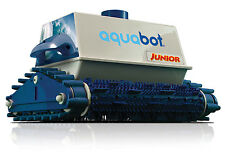NEW Aquabot Classic Junior ABJR InGround Automatic Robotic Swimming Pool Cleaner