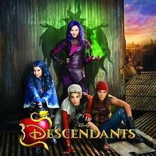 THE DESCENDANTS (Disney Channel Original Movie Soundtrack) CD (2015)