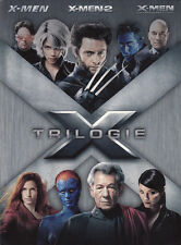 BOX 3xDVD X-Men Trilogie