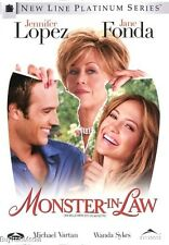 Monster-in-Law (DVD, 2005, 2-Disc Set, Platinum Series)