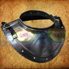 Epic Iron Gorget Set Medieval Gothic Gorget Armor Accessories Larp Sca Costume b