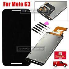 FOR MOTOROLA MOTO G3 3rd GEN XT1541 XT1540 LCD DISPLAY TOUCH SCREEN DIGITIZER UK