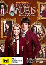 House Of Anubis : Season 2 : Vol 2 - DVD Region 4