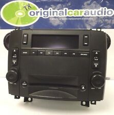 Cadillac AVEC Radio 6 Disc CD Changer OEM Factory Radio Receiver Stereo 25768020