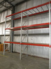 3 Sections 14' Tall Pallet Racking R.U.Rack...