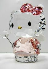 HELLO KITTY FAIRY PINK 2013 SWAROVSKI CRYSTAL #1191890