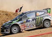 Ken Block Ford Rally A3 Poster S149