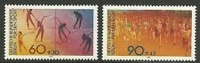 GERMANY MNH STAMP DEUTSCHE BUNDESPOST BERLIN 1981 SPORTS PROMOTION SG B617 -8